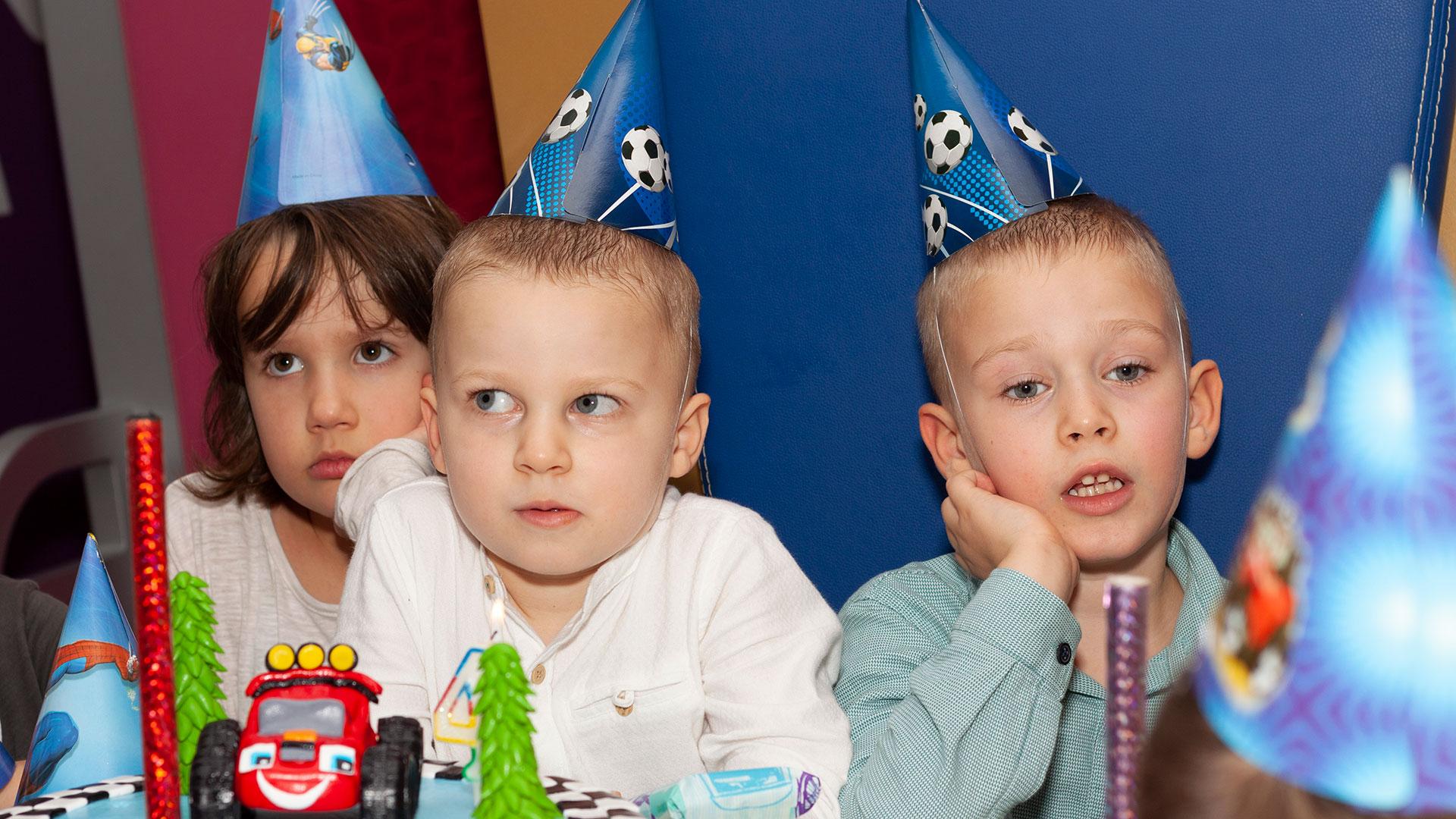 Fotografisanje dečijih rođendana
