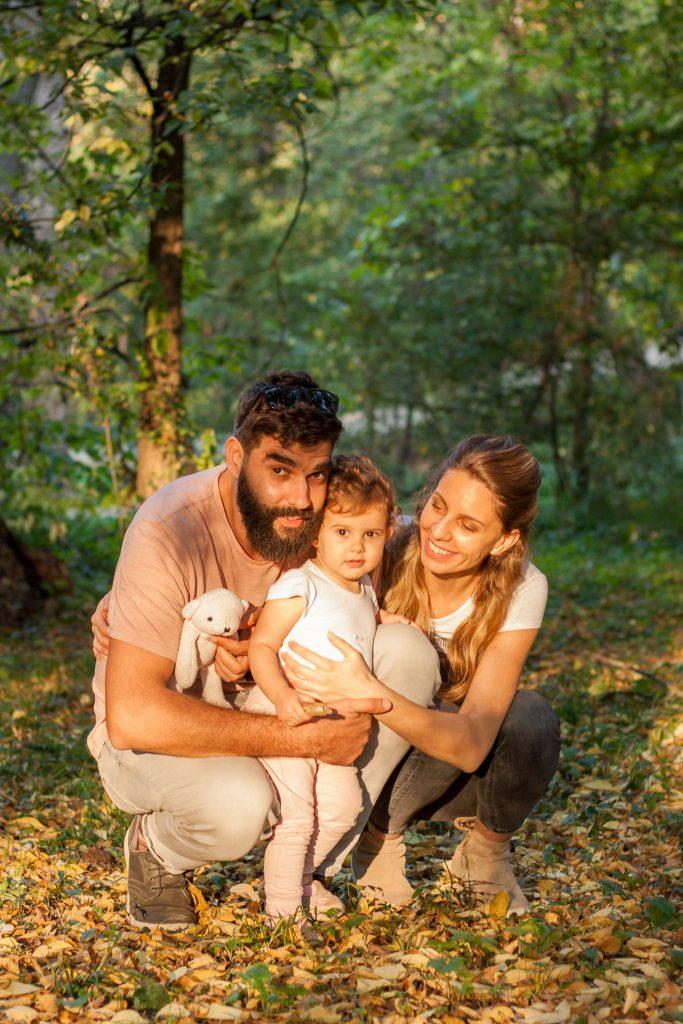 Fotografisanje za porodice