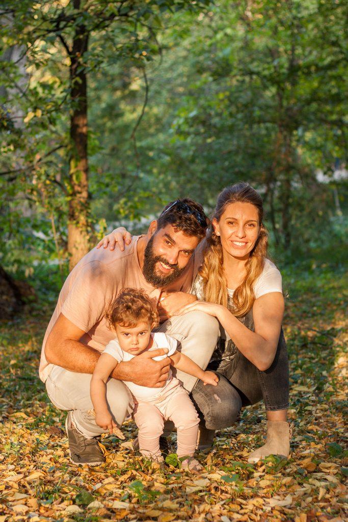 Slikanje porodica novi sad